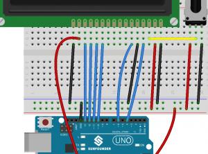 (九)arduino入门:LCD1602